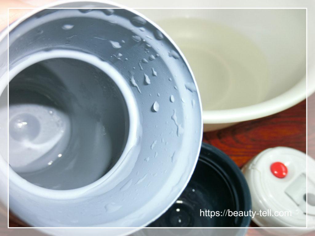 酸素系漂白剤で茶渋を綺麗に