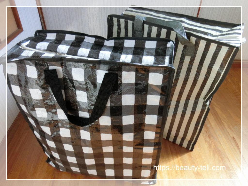 衣類の収納袋